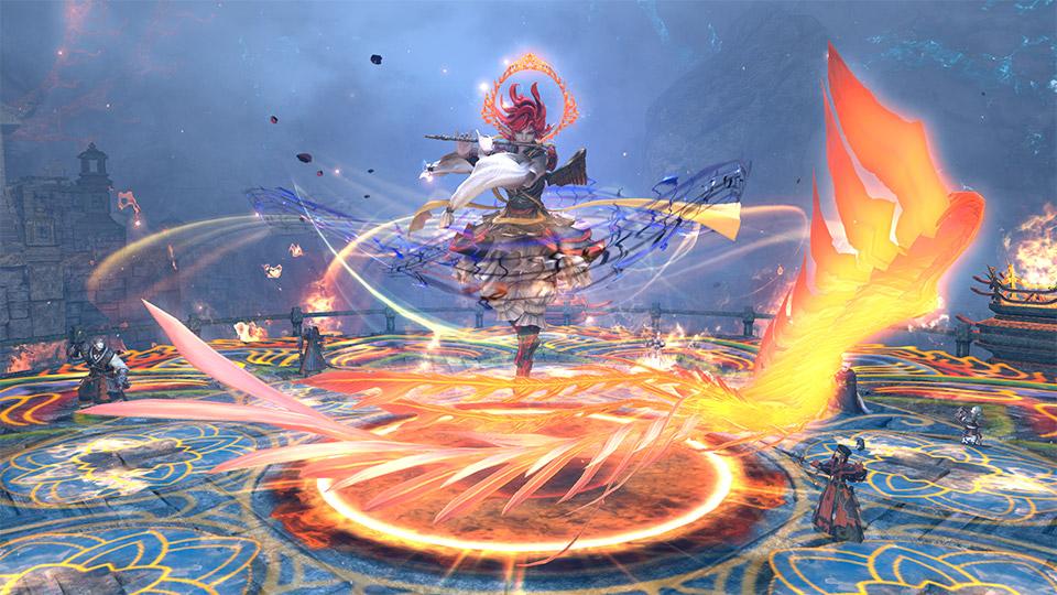 Final Fantasy XIV Patch 4 4 is now live! | PRNordic