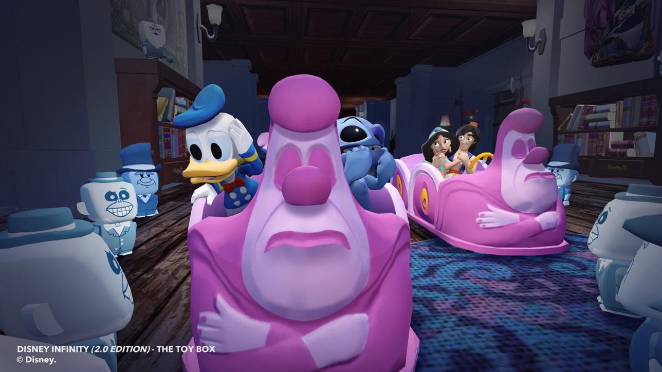Disney Infinity 2 0 Marvel Super Heroes Ushers In