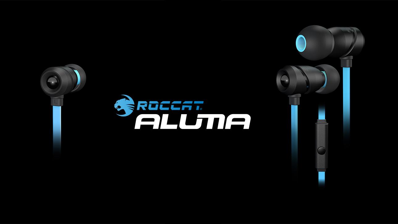 Roccat Aluma headset