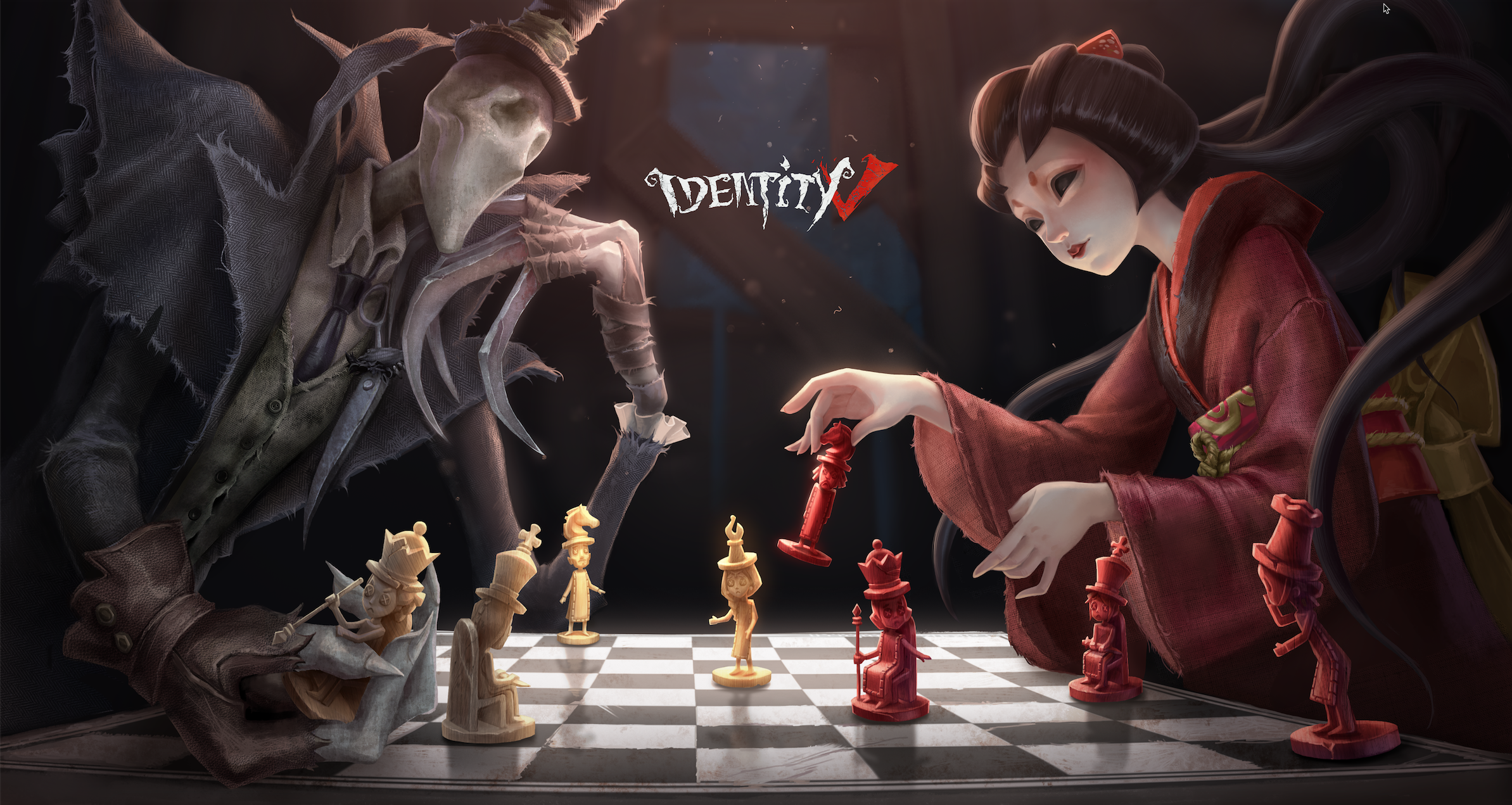 Identity V comes out with new game mode | PRNordic